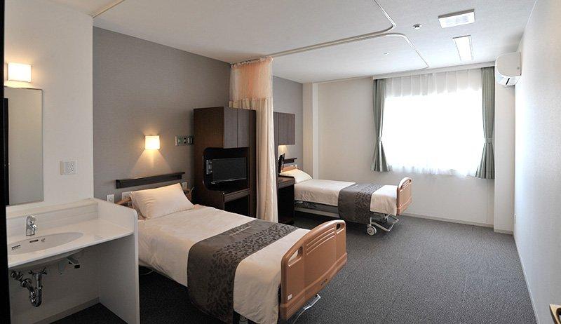 2床室(洋室)